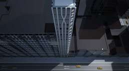 cross tower residential newyork