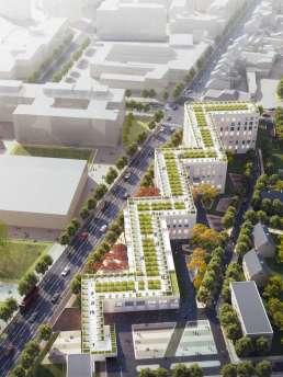 Habitable Landscape Maison Destrier