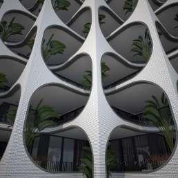 Colombo Lace Condominium